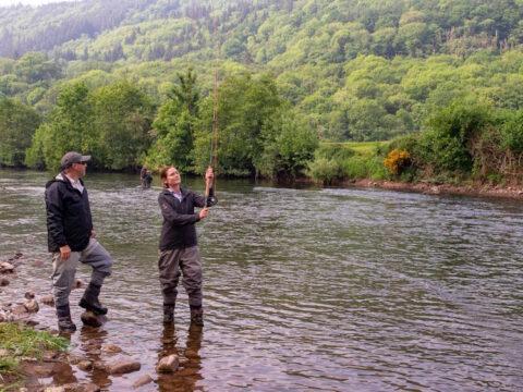 Casting and Fishing Skills Clinics 2021