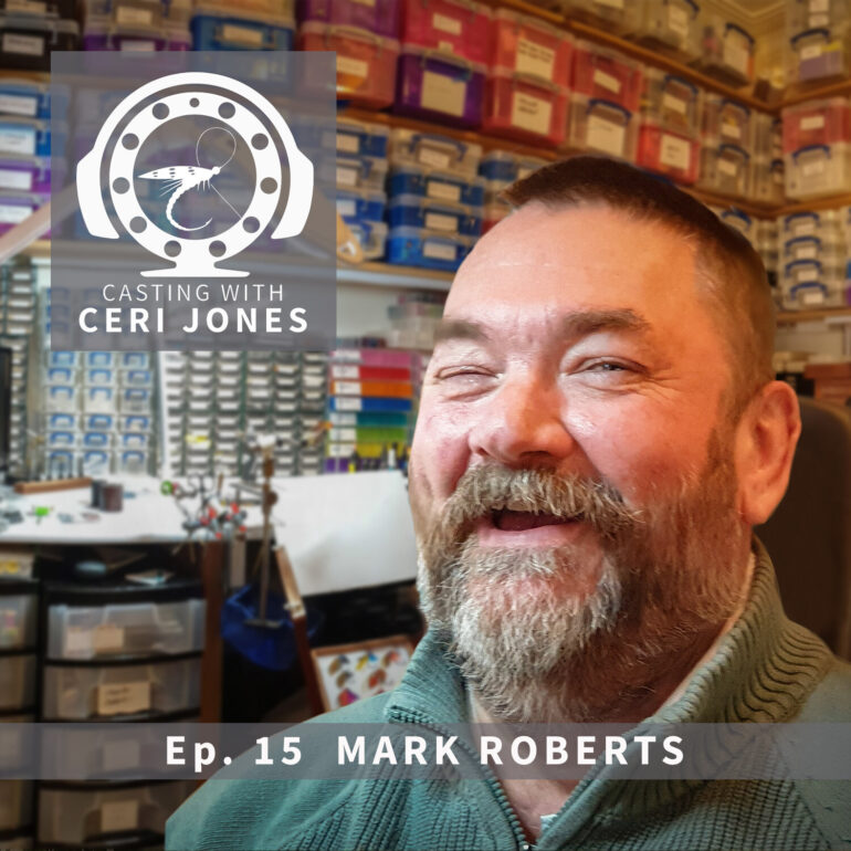 Casting with Ceri Jones Podcast