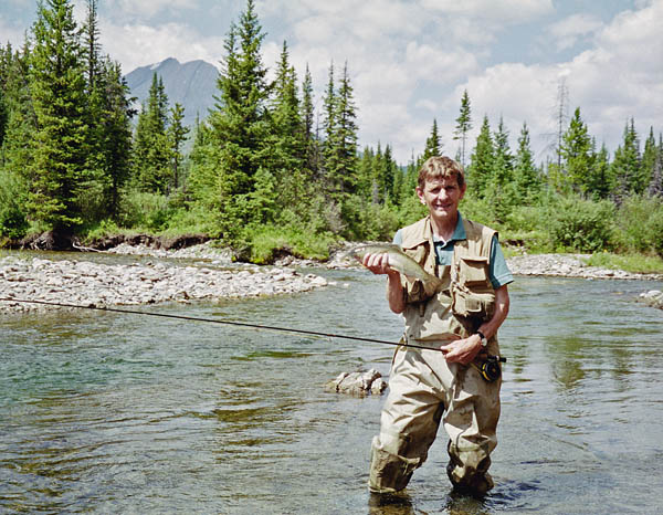 A Trout Fly Fisher's Dream