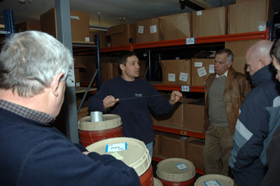 Airflo Factory Visit