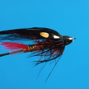 Conehead Temple Dog Tube Fly