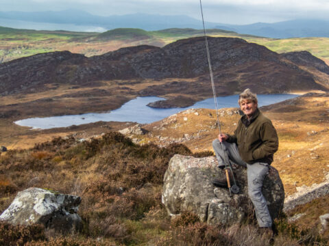 Casting with Ceri Jones – Episode 31 – Alan Parfitt – Wild Trout Fishing on Llyns of Wales